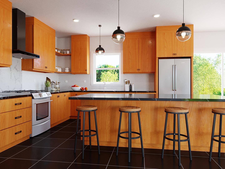 Recouvrir Porte De Cuisine wrap ma cuisine | resurfacer vos portes d'armoires de cuisine